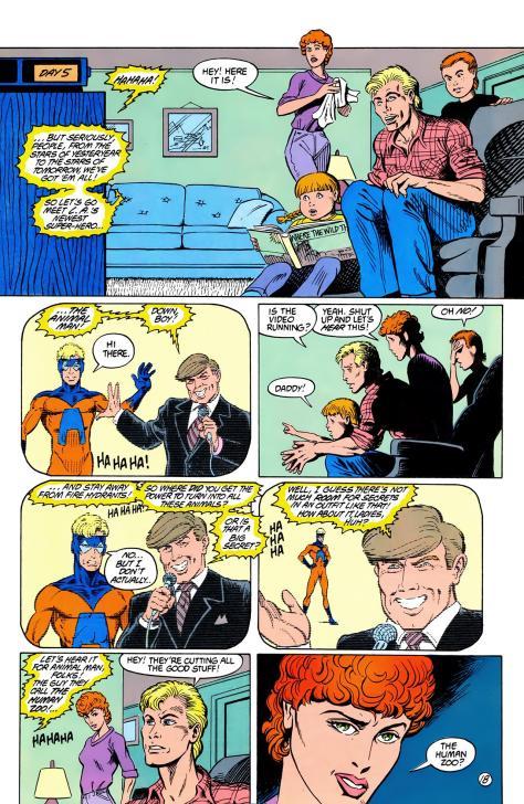 Animal Man #1 (1988) - Page 20