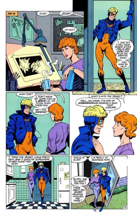 Animal Man #1 (1988) - Page 21