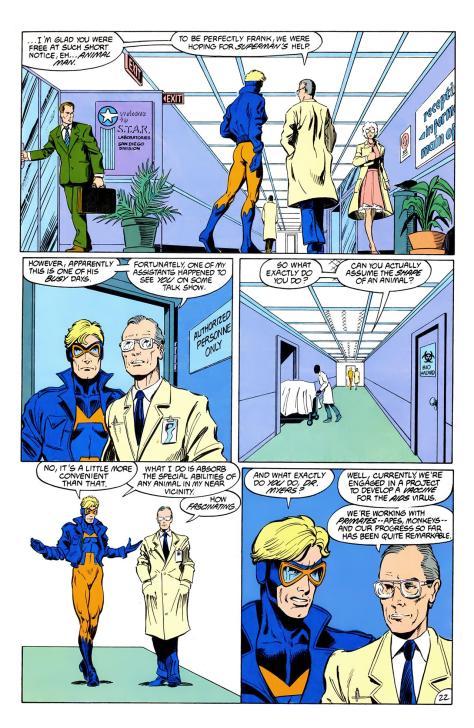 Animal Man #1 (1988) - Page 24