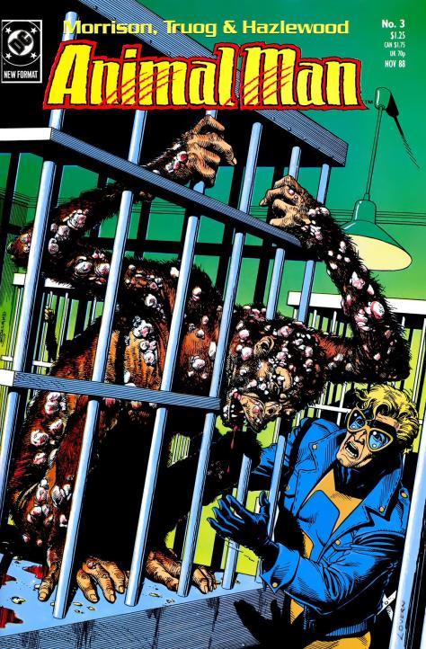Animal Man #3 (1988) - Page 1