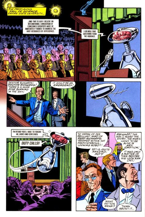 Fantastic Five #1 - Page 6