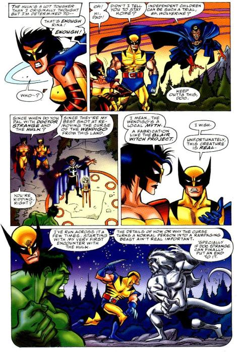 Wild Thing - Daughter of Wolverine #0 - Page 6