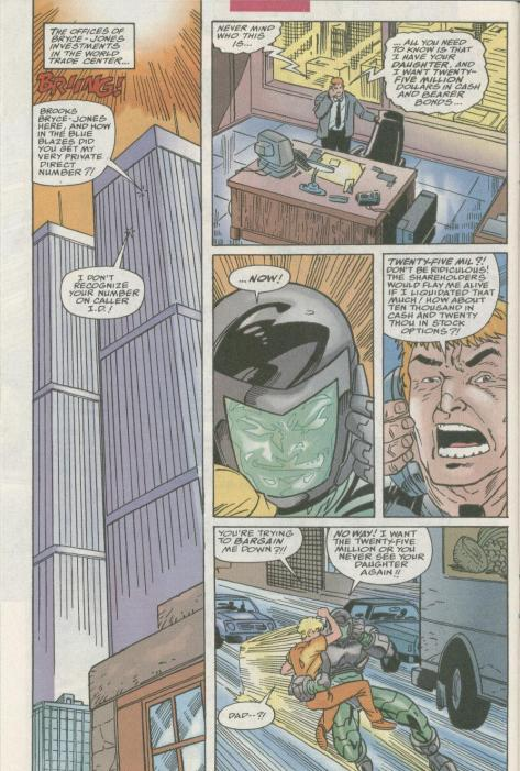 Wild Thing - Daughter of Wolverine #1 - Page 10