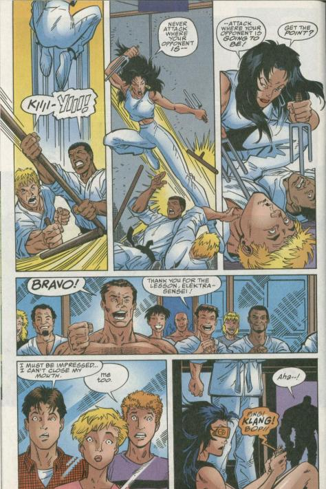 Wild Thing - Daughter of Wolverine #2 - Page 11