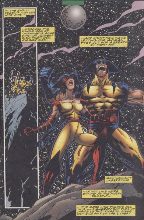 Wild Thing - Daughter of Wolverine #4 - Page 4