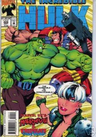 Hulk #409