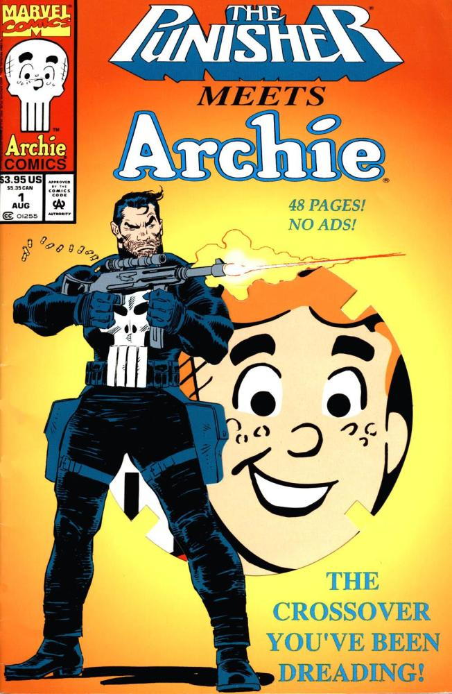 Two Wrongs Making a Right-SBTU-Punisher Meets Archie! (1/6)