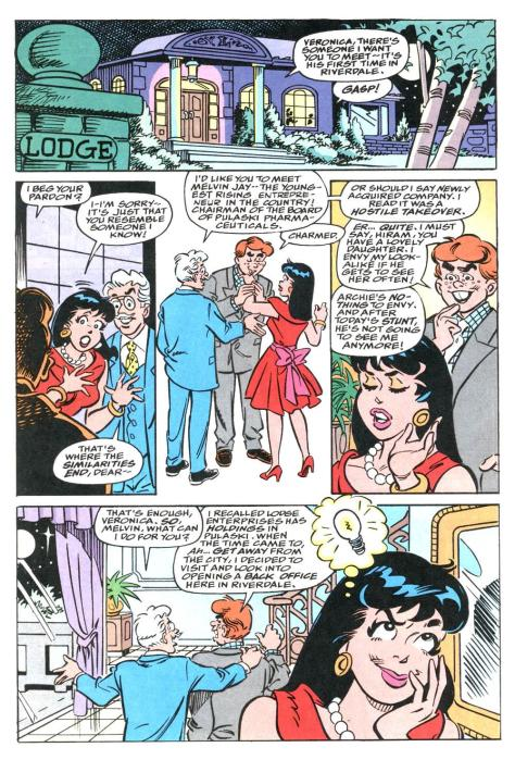 Punisher Meets Archie - When Worlds Collide #435 - Page 14