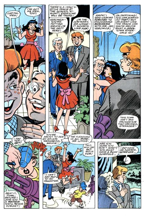 Punisher Meets Archie - When Worlds Collide #435 - Page 15