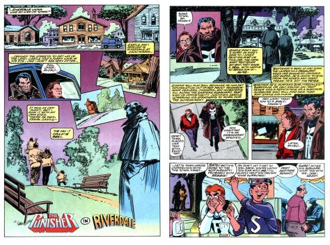 Punisher Meets Archie - When Worlds Collide #435 - Page 16