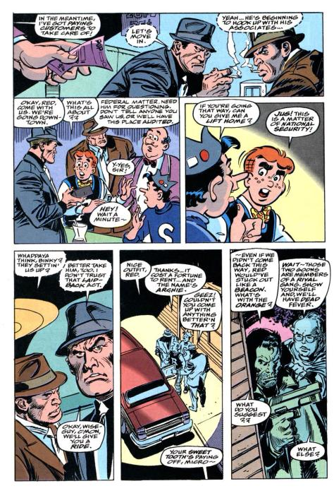Punisher Meets Archie - When Worlds Collide #435 - Page 18