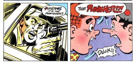 Punisher Meets Archie - When Worlds Collide #435 - Page 20