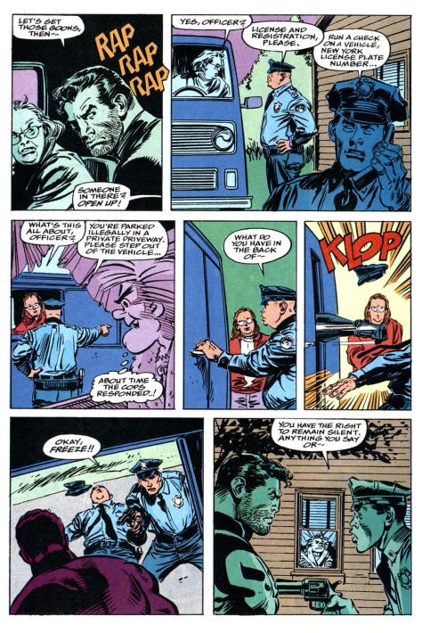 Punisher Meets Archie - When Worlds Collide #435 - Page 29