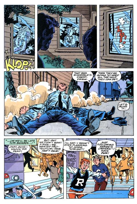 Punisher Meets Archie - When Worlds Collide #435 - Page 30