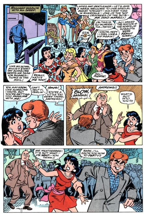 Punisher Meets Archie - When Worlds Collide #435 - Page 34