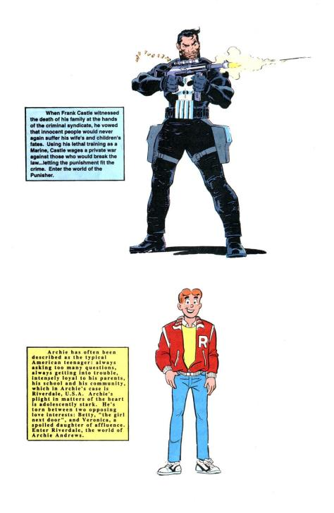 Punisher Meets Archie - When Worlds Collide #435 - Page 6
