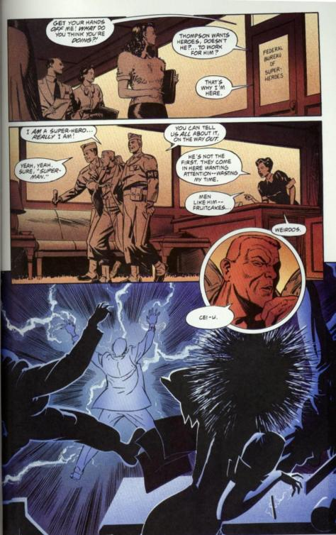 The Golden Age #2 - Page 20