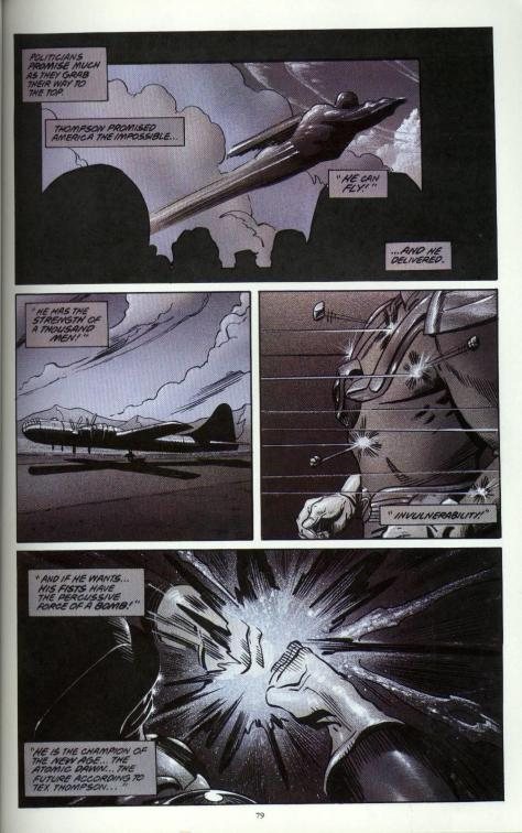 The Golden Age #2 - Page 22