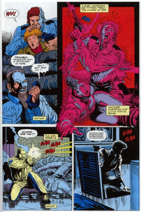 309 The Punisher - Holiday Special #1 - Page 14