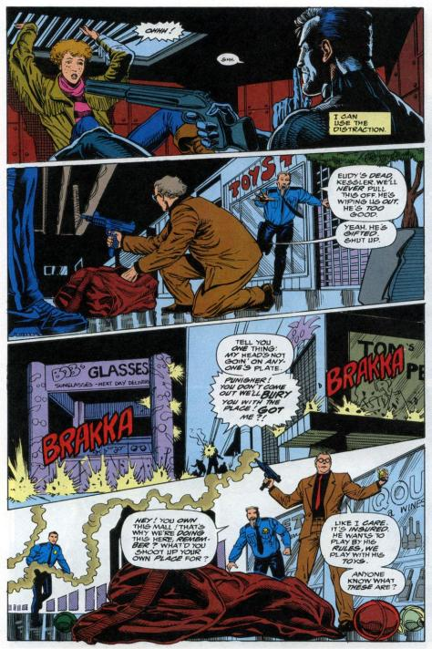 309 The Punisher - Holiday Special #1 - Page 15