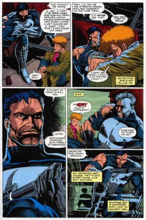 309 The Punisher - Holiday Special #1 - Page 16