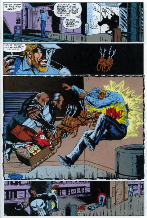 309 The Punisher - Holiday Special #1 - Page 18