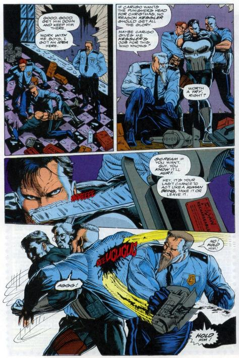 309 The Punisher - Holiday Special #1 - Page 22