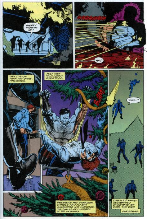 309 The Punisher - Holiday Special #1 - Page 25