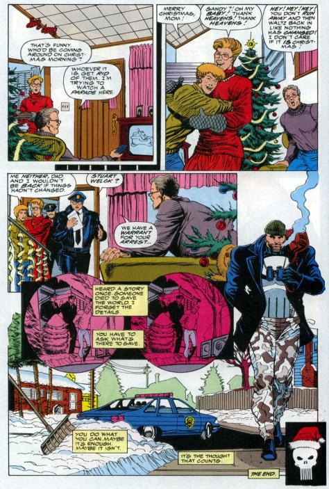 309 The Punisher - Holiday Special #1 - Page 33