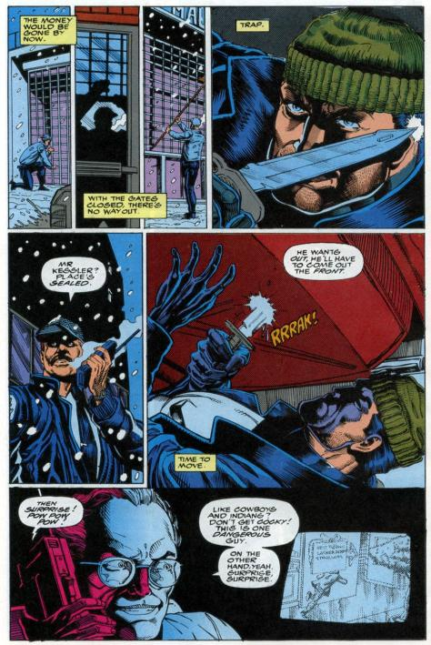 309 The Punisher - Holiday Special #1 - Page 9