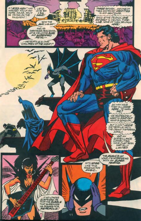 018 Superman The Man of Steel #37 - Page 10