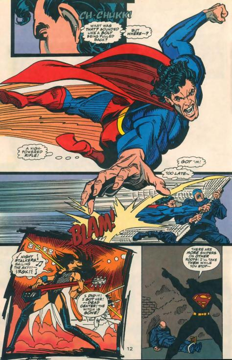 018 Superman The Man of Steel #37 - Page 11