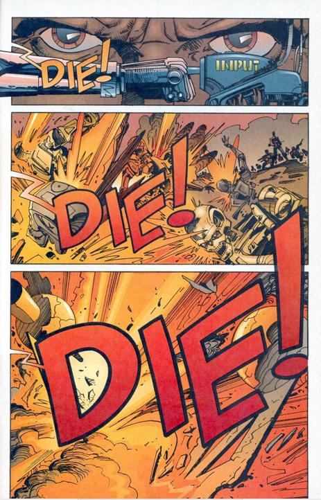 Robcop Die