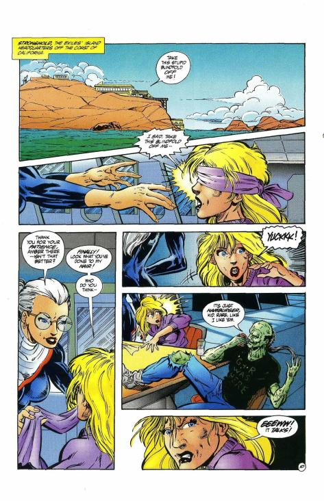 Exiles #1 - Page 10