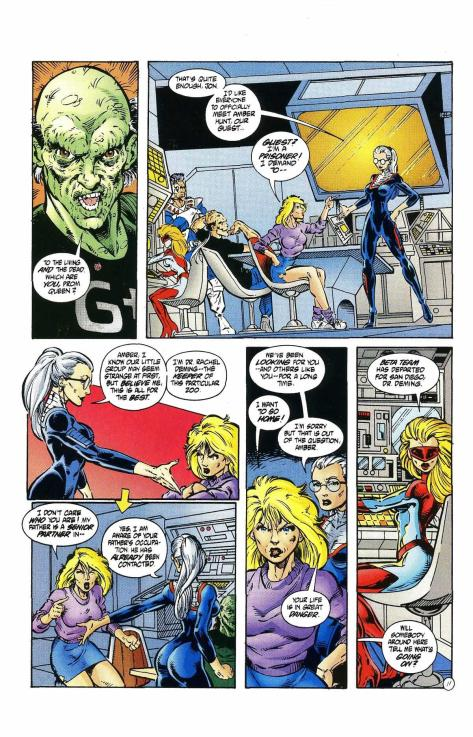 Exiles #1 - Page 11