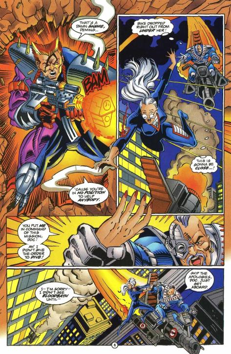 Exiles #3 - Page 5