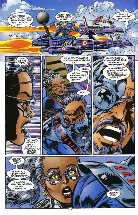 Exiles #4 - Page 8