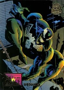 Marvel Universe Trading Cards - Series V (1994) - Page 134