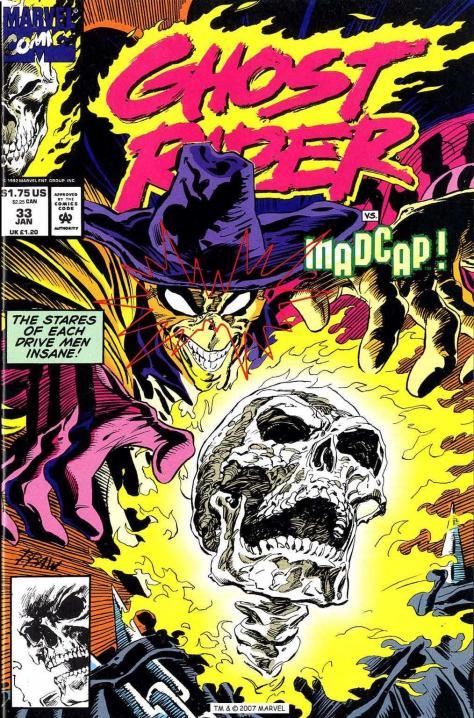 Ghost Rider - Vengeance Unbound #33 - Page 1