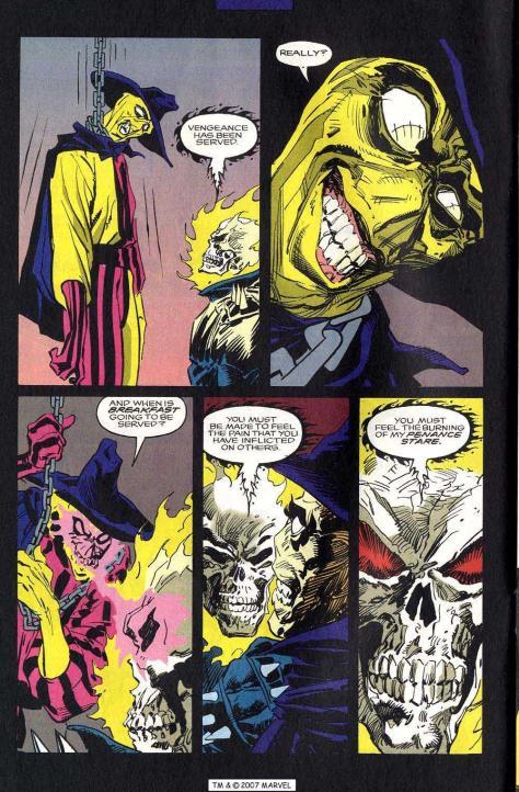 Ghost Rider - Vengeance Unbound #33 - Page 26