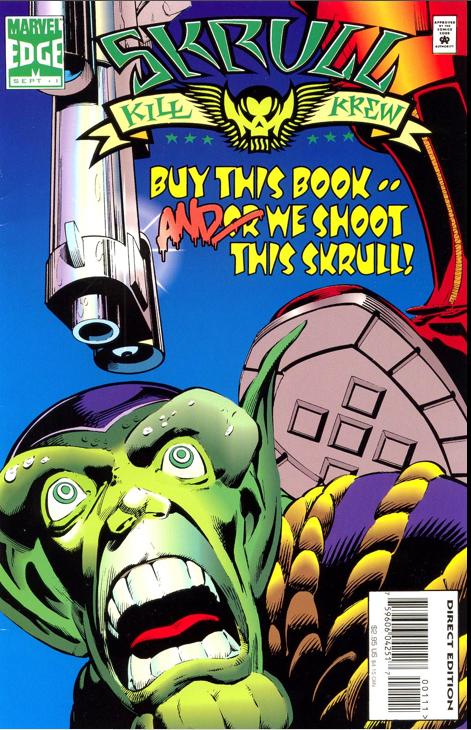 Skrull Cover