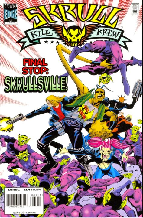 Skrull Kill