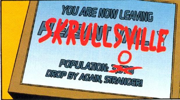 AlieNation: Skrull Kill Krew by Emily Scott