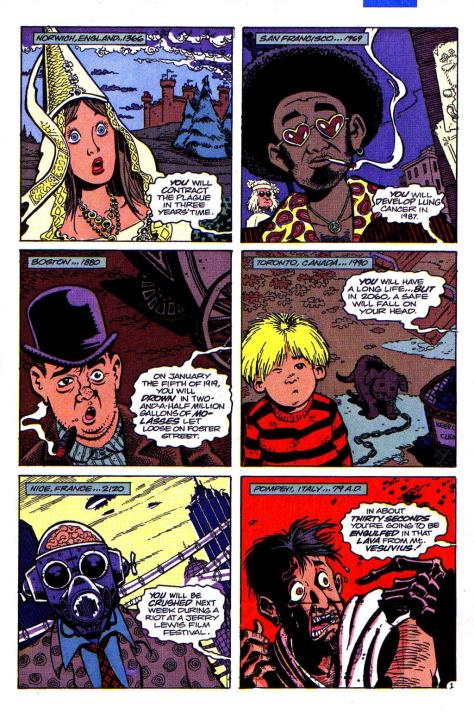 199201 Bill and Ted's Excellent Comic Book V1 #2 - Page 2