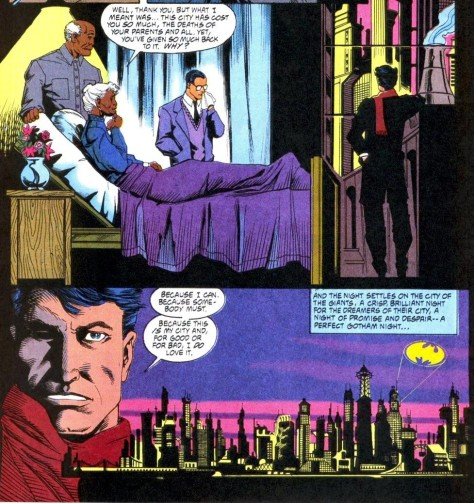 Gotham Nights #4 - Page 23