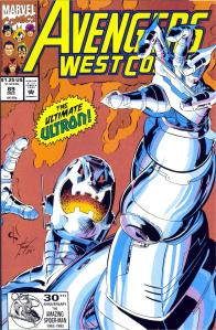 WestCoastAvengers #89 - Page 1