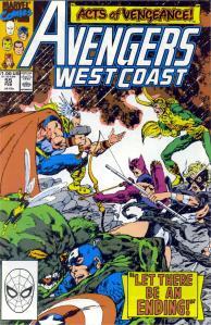 060 West Coast Avengers #55 - Page 1