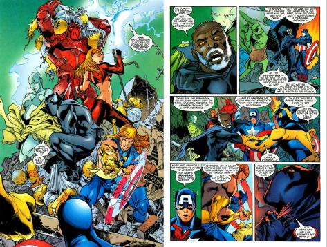 Avengers Forever #4 - Page 13