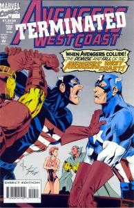 WestCoastAvengers #102 - Page 1
