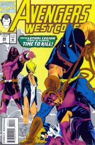 WestCoastAvengers #99 - Page 1